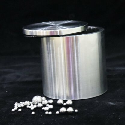 Stainless Steel Jar for Planetary Ball Mill