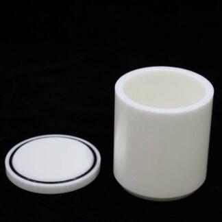 Zirconia Jar with lid